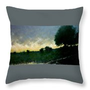 Celestial Place #2 Throw Pillow