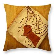 Celia - Tile Throw Pillow