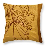 Changes - Tile Throw Pillow