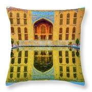 Chelel Sotun Palace Throw Pillow
