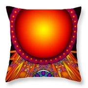 Children Of The Sun- Throw Pillow