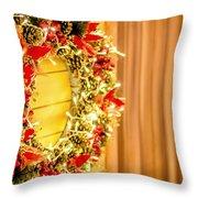 Christmas Time 7 Throw Pillow