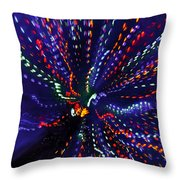 Christmas Time Throw Pillow