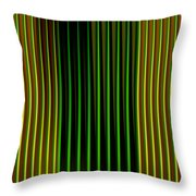 Cinetic Art Throw Pillow