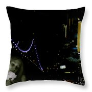 City Of Dreams 2 Throw Pillow