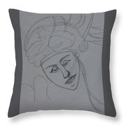 Classical Throw Pillow