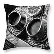 Clear Vision Throw Pillow