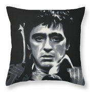Cocaine 2013 Throw Pillow
