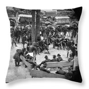 Cold Harbor, 1864 Throw Pillow