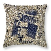 Colonel Sanders Throw Pillow