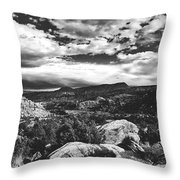 Colorado Beauty Throw Pillow