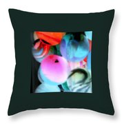 Colors 1 Throw Pillow