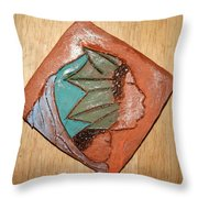 Comfort - Tile Throw Pillow