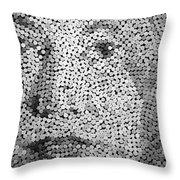 Photograph Of Cork Art Throw Pillow