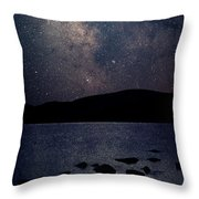 Cosmic Fantasy Throw Pillow