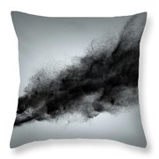 Creative Dark Cloud Throw Pillow