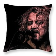 Danny Chauncey Vii Throw Pillow