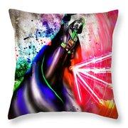 Darth Vader Sw Throw Pillow