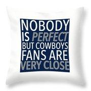 Dc Throw Pillow