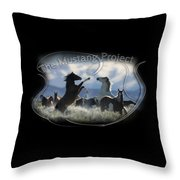 Defending The Right Throw Pillow