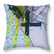 Deliverance Is Here Throw Pillow