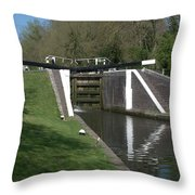 Denham Deep Lock Throw Pillow
