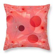 Design #20 Throw Pillow