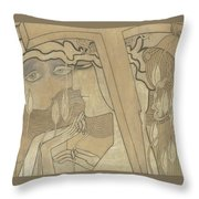 Desire And Satisfaction Throw Pillow