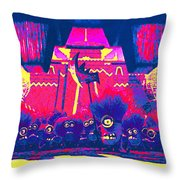 Despicable Me 2 Throw Pillow