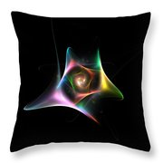 Destination Unknown Throw Pillow