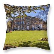 Dewsbury Museum Throw Pillow