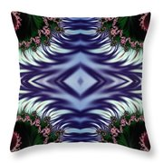 Diamonds Are Forever Throw Pillow