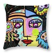 Dod Art 123876 Throw Pillow