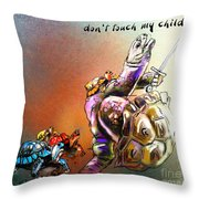 Don Throw Pillow