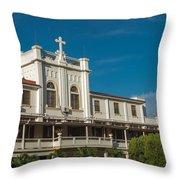 Don Rua - San Salvador IIi Throw Pillow