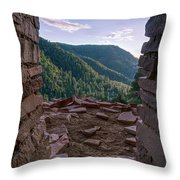 Doorway To The World Throw Pillow