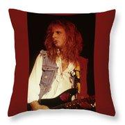 Doug Gordon Of Tangier Throw Pillow
