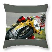 Ducati Throw Pillow