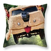 Dumb And Dumber To 2014  Throw Pillow