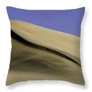 Dunes One Throw Pillow