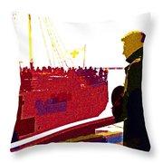 Dunkirk Throw Pillow