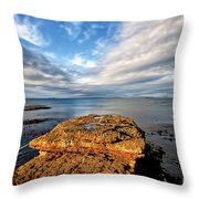 Duntulm Throw Pillow
