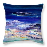 Dusk Imagining Throw Pillow