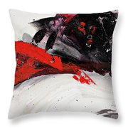 Embed Throw Pillow