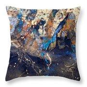Emergance Throw Pillow