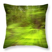 Enchanted Forest 4 Throw Pillow