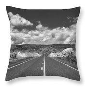 Endless Wyoming  Throw Pillow