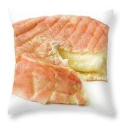 Epoisses De Bourgogne Throw Pillow