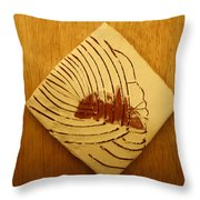 Erica - Tile Throw Pillow