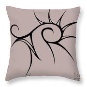 Ess Throw Pillow
